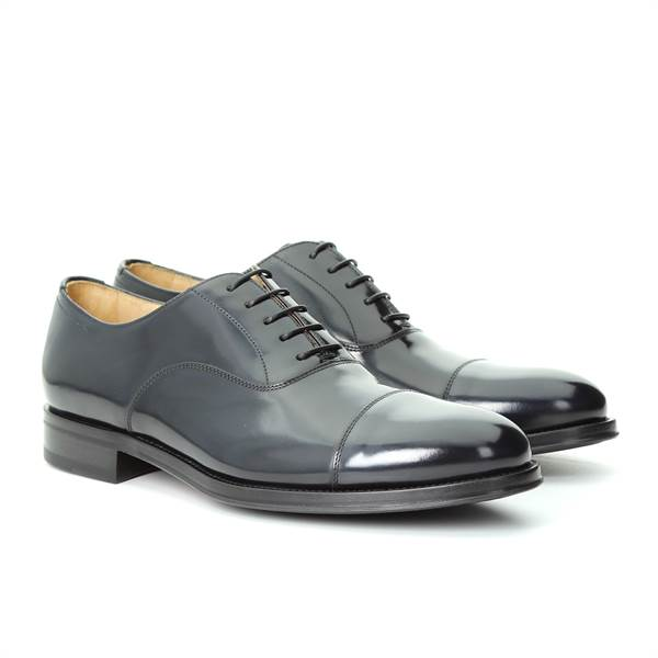 LANCIOTTI DE VERZI LACED UP antik blue